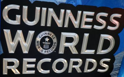 Kako do Guinnessovega rekorda?