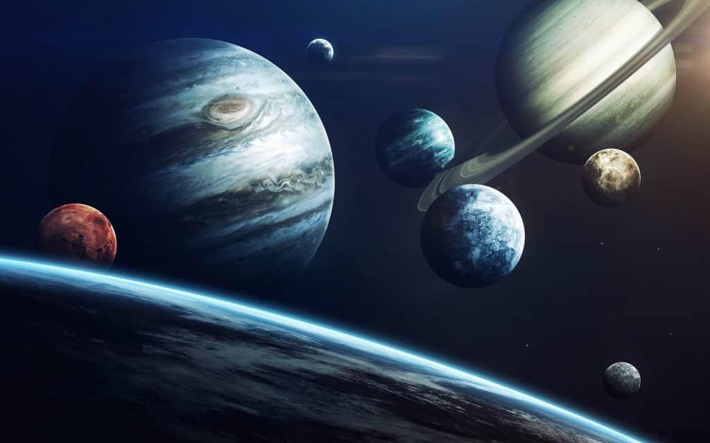 Koliko planetov poznamo?